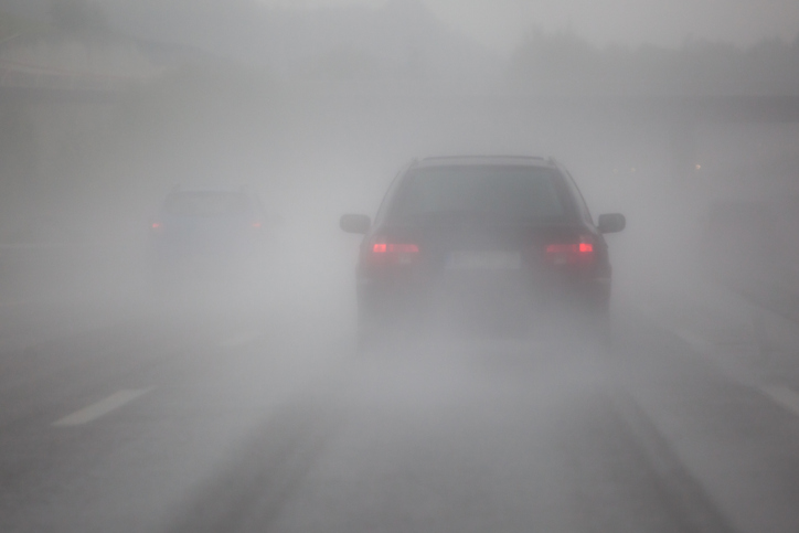 Tips to Drive Safely in the Fog